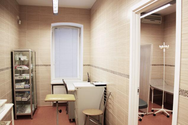 процедурный кабинет: